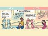 Amit szabad az apának, nem szabad az anyának? 10 kép, ami megmutatja, mennyire más az apukák és anyukák megítélése