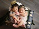 Friss fotókon az újszülött Rómeó és Júlia! Alig egy nap különbséggel, ugyanabban a kórházban születtek, szüleiknek fel sem tűnt a csodás véletlen