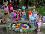 Pályázat óvodáknak: gyönyörűvé varázsolták a nyertes ovi játszóterét!  - A gyerekek már birtokba is vették