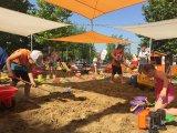 Ingyenes óriáshomokozó nyílt Budapesten - Ide vidd el a gyereket a nyári szünetben, imádni fogja!