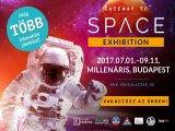 Gateway to Space: Interaktív kiállítás az űrről, amit minden gyereknek látnia kell - Menjetek el ti is!