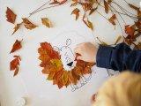 Őszi falevélből cuki állatkák: 15 kreatív ötlet, amit próbálj ki a gyerekkel! Nagy kézügyesség sem kell hozzá