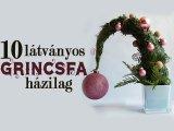 Grincsfa házilag: 10 könnyen elkészíthető, látványos karácsonyi dekoráció - Mutatjuk, hogyan csináld!