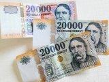 Régi húszezres: már csak néhány napig fizethetsz vele! - Mit tehetsz, ha van otthon régi húszezres bankjegyed?