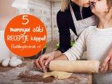 5 mennyei süti recept képpel, ételallergiás gyerekeknek! - Kipróbált receptek a gasztroblogger anyukától