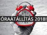 Óraátállítás 2018 - Mutatjuk, melyik napon kell órát állítani idén márciusban! - Közeleg a nyári időszámítás