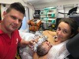 Újszülöttet mentettek a mentősök! - Az volt a szerencse, hogy kihívták őket a vajúdó kismamához