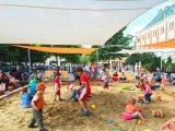 Ingyenes óriáshomokozó nyílt Budapesten! - Ide mindenképpen vidd el a gyereket a nyári szünetben, odalesz érte