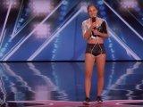 Magyar lányért vannak oda az America`s Got Talent tehetségkutatóban! A zsűri és a közönség is tombolt a produkciója alatt