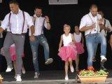 Ilyen cuki apa-lánya táncot nem gyakran látsz! Ezzel a produkcióval varázsolták el a bősárkányi apukák a közönséget