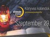 Az olvasás éjszakája 2018: Könyvbemutatók, mesematiné, interaktív zenei programok Budapesten és vidéken