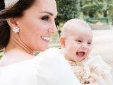 Ma 1 éves Lajos herceg! - Tündéri fotók készültek Katalin hercegné és Vilmos herceg legkisebb gyermekéről
