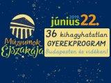 Múzeumok éjszakája 2019: 36 különleges program gyerekeknek és felnőtteknek! - Budapesti és vidéki helyszínek