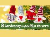 Karácsonyi versek, mondókák, népköltések gyerekeknek