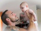 Ezért fontos, hogy az apa is részt vegyen a gyermeknevelésben, és ne csak