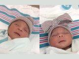 Ők lettek 2018 első ikerbabái! - Ilyen különleges születést nem nagyon láttak még a kórház dolgozói