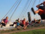 Kisgyerekekkel borult fel a körhinta a hétvégi rendezvényen - gondatlanság állhat a baleset hátterében