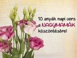 Versek anyák napjára, a nagymamák köszöntésére: 10 kedves vers, amivel meglepheti gyermeked a nagyit