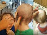 Ezért ne hagyd elöl a hajnyírót, ha gyerekek vannak a házban! - Ez az anyuka örökre megtanulta