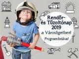 Rendőr- és Tűzoltónap a Városligetben 2019: Ide vidd el a gyereket a hétvégén, imádni fogja! - Programlistával