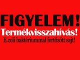 Termékvisszahívás: 13 gyerek betegedett meg E.colitól, miután sajtot evett! - Mutatjuk, melyik termék lehet veszélyes