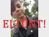 Eltűnt egy kislány Budapesten! A rendőrség a lakosság segítségét kéri - Fotót és személyleírást is közzétettek