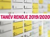 2019/2020-as tanév rendje: Mikor lesz az őszi szünet, téli szünet, tavaszi szünet, érettségi, középiskolai felvételi?