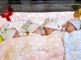 A debreceni négyes ikreket ma végre hazaengedték a kórházból! - Tündéri fotó készült az 5 hetes babákról