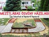 Mezítlábas ösvény házilag: Így készítsd el lépésről lépésre! - Hasznos tanácsok az építéshez és a tisztításhoz