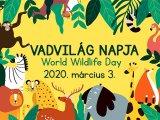 Vadvilág napja 2020: Egy napig 200 forintos jeggyel léphetnek be a 18 év alattiak a Fővárosi Állatkertbe! - Részletek