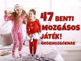 47 benti mozgásos játék gyerekeknek: A legjobb játékok otthonra, ha a gyerek nem bír egy helyben megülni