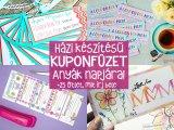 Különleges ajándék anyák napjára: Így készíts kuponfüzetet az anyukádnak házilag! - Plusz 25 ötlet, hogy mit írj a kuponra
