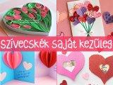 15 szívecskés ajándék saját kezűleg - Ezzel lepd meg az anyukádat, nagymamádat, vagy akit szeretsz