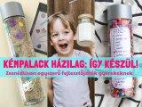 Kémpalack házilag: Egy zseniálisan egyszerű fejlesztő játék, ami órákra leköti a gyereket - Így készítsd el!