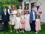 Megszületett a tizenegyedik gyermeke a szegedi Joób házaspárnak! - Így mutatták be a kis újszülöttet a testvéreinek