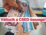 Változik a CSED összege: Ennyivel több pénzt kapnak kézhez a csecsemőgondozási díjra jogosultak! - Tudnivalók
