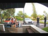 A szülészet parkolójában, állva szülte meg gyermekét egy kismama - A bejárati kamera pedig mindent rögzített!