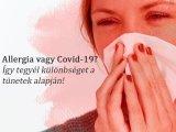 Fejfájás, orrfolyás, köhögés, légszomj, fáradtság: Allergia vagy Covid-19? - Így különböztesd meg őket a tünetek alapján