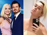 Így néz ki Katy Perry szülés után pár nappal! - Az énekesnő melltartóban és mamabugyiban mutatta meg magát