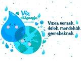 Víz világnapja: Vízhez kapcsolódó versek, dalok és mondókák gyerekeknek