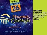 Múzeumok éjszakája 2021: 40 kihagyhatatlan gyerekprogram Budapesten és vidéken!
