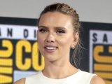Babát vár Scarlett Johansson! A hírt férje erősítette meg az egyik fellépésén