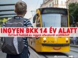 Ingyen utazás 14 év alatt a BKK járatain - 10 kérdés és válasz, amit jó tudnod, ha 14 év alatti a gyermeked