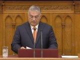 Szja-visszatérítés szülőknek, nyugdíjprémium, 200 ezer forintos minimálbér, harmadik oltás - Orbán Viktor ezekről is beszélt a Parlamentben