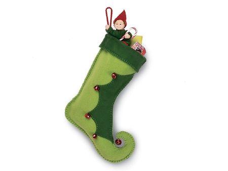A karácsonyi manó cipője