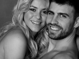 Shakira megmutatta babáját