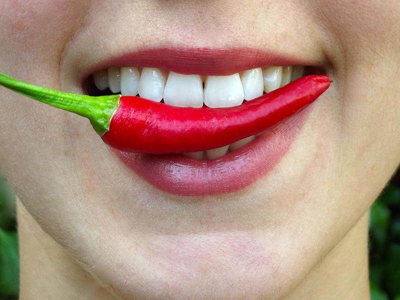 Erős paprikával a migrén és fejfájás kezeléséért