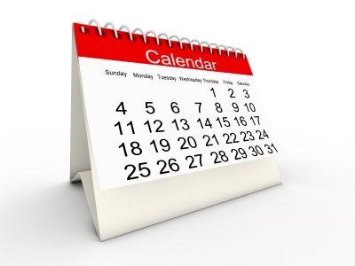 Hosszú hétvégék, munkaszüneti napok, iskolai szünetek 2014-ben