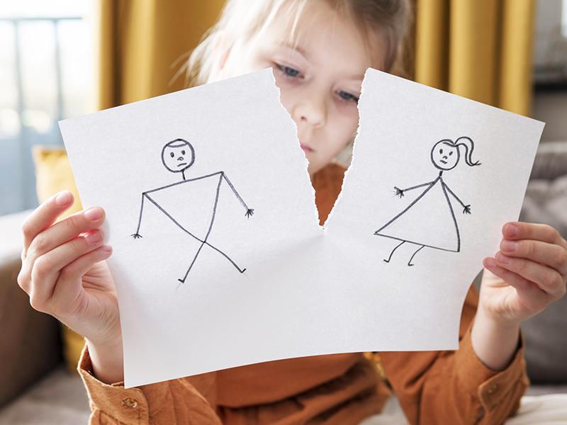 Hogyan mondjuk meg a gyereknek, hogy el fogunk válni?