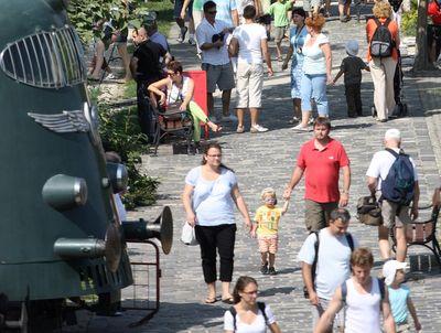 Gyereknapi programajánló a Vasúttörténeti Parkba – gyerekeknek ingyenes